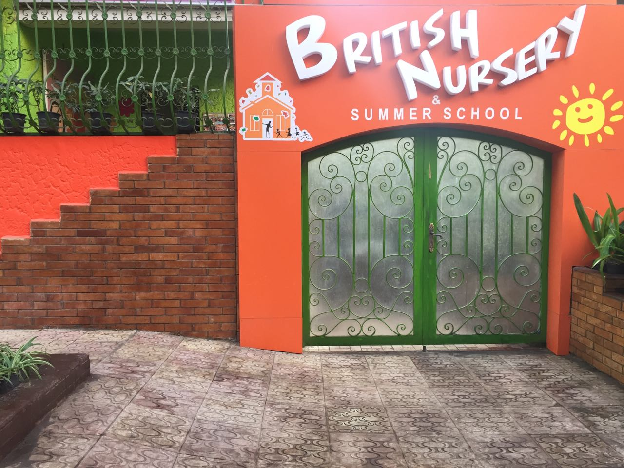The British Nursery
