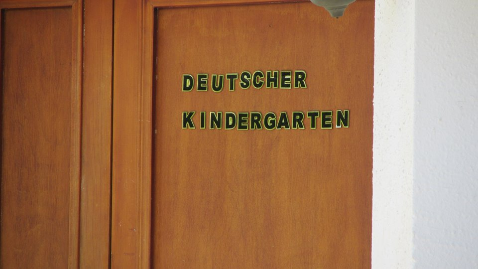 Deutscher Kindergarten in Rehab